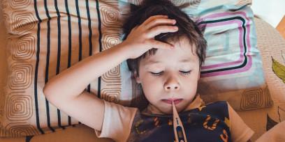 Детей закормили антигистаминными средствами